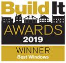 Build It Awards 2019 Winner - Best Windows
