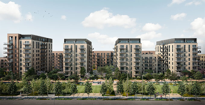 Southall Waterside Phase One