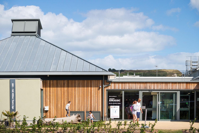 Seaton Jurassic Visitor Centre, Devon #4